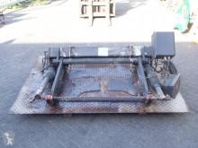 Rear hatch LAADKLEP DHOLLANDIA 205X150 CM 12V