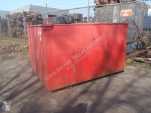 3000 LITER DIESELTANK used spare parts
