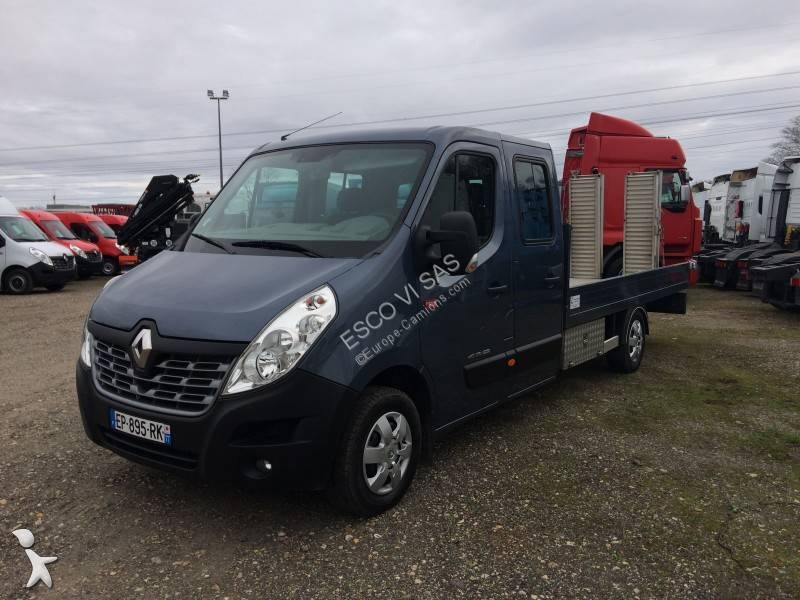 View images Renault Master Traction 165 DCI van