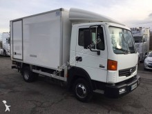 Nissan Atleon 35.15 used negative trailer body refrigerated van
