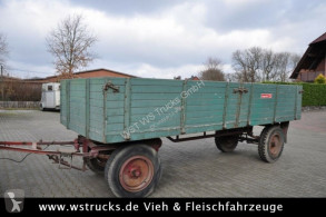 Anhänger Getreide dicht used light trailer