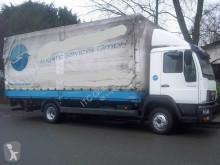MAN LKW Pritsche und Plane LE LE 8.150 Plane Spriegel LBW German Truck