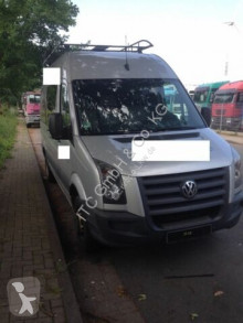 Fourgon utilitaire occasion Volkswagen Crafter 50 163PS Kima AHK 7 Sietzer