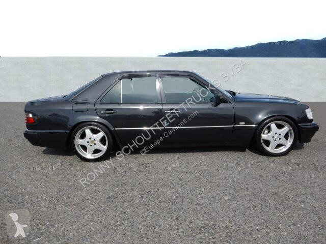 Voir les photos Véhicule utilitaire Mercedes 500 E 500 E Standheizung/Autom./Klima/Sitzhzg.