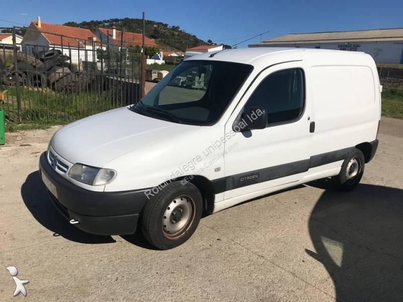 Ver as fotos Veículo utilitário Citroën Berlingo 1.9 D