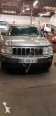 Furgoneta Jeep Grand Cherokee coche familiar usada