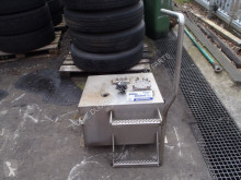 Système hydraulique nc RVS HYDRAULIC TANK 150 LTR