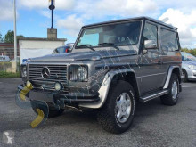 Used sedan car Mercedes G 270