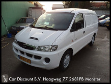 Hyundai H 200 2.5 TCI 202.890km NAP 3 pers. achterdeuren 2005 fourgon utilitaire occasion