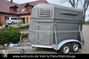 Remolque Böckmann Classic 2 Pferde mit SK remolque para caballos usado