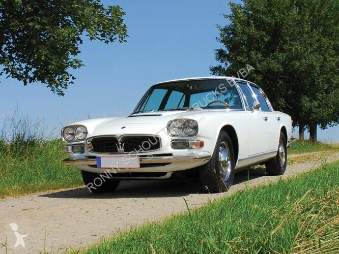 Voir les photos Véhicule utilitaire Maserati Maserati Quattroporte 1967 Maserati Quattroporte 1967