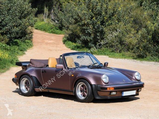 Voir les photos Véhicule utilitaire Porsche 911 Turbo Cabriolet 3.3ltr.  Turbo Cabriolet 3.3ltr.