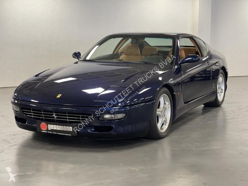 Voir les photos Véhicule utilitaire Ferrari 456 GT 456 GT Klima/el.Sitzv./R-CD/eFH.