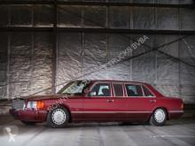 Furgoneta Mercedes 560 SEL SEL Langlimousine, Pullmann Klima coche berlina usada
