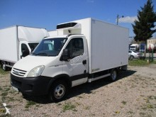 Iveco Daily 35C15 used refrigerated van