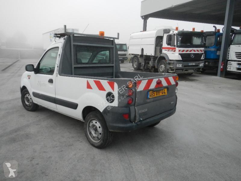 Voir les photos Véhicule utilitaire Renault Kangoo 70 DCI
