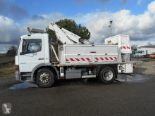 Mercedes Atego used platform commercial vehicle