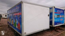 MAN negative trailer body refrigerated van