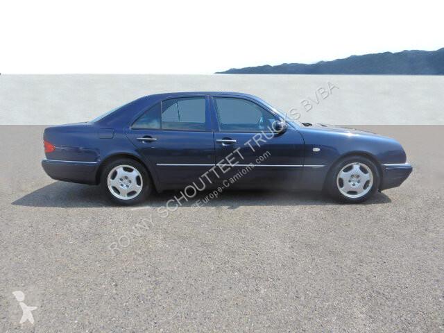 Voir les photos Véhicule utilitaire Mercedes 320 E  Avantgarde E  Avantgarde SHD/Autom.