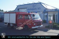 furgoneta ambulancia Volkswagen