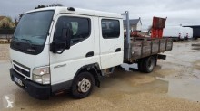 Mitsubishi Canter 3C13 used dropside flatbed van