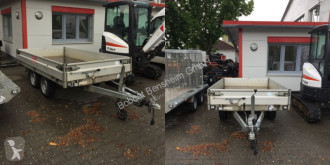 Hapert flatbed trailer