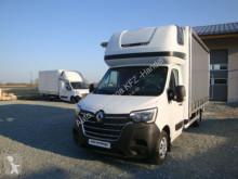 Furgoneta furgoneta con lona Renault Master 165 8PAL Schlafkabine-Webasto