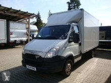 Kassevogn Iveco Daily 150 Ladebordwand