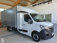 Renault Master 165 8Pal Twin Cab 3m Höhe used curtainside van