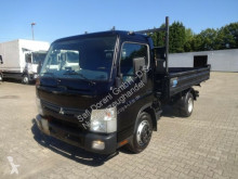 Mitsubishi Canter Canter Fuso MEILLER Dreiseitenkipper used three-way side tipper van