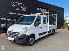 Utilitaire plateau ridelles occasion Renault Master 125