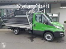 furgoneta volquete volquete trilateral usado