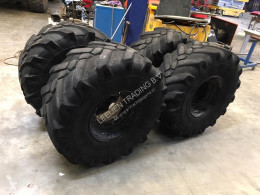 JCB 18 R 19.5 XF tyres used tyres spare parts