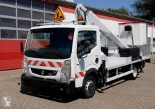 Renault Maxity Renault Maxity 120 DCI Nacelle used articulated platform commercial vehicle