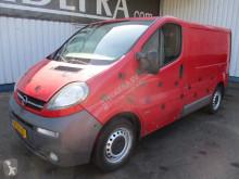 Furgoneta Opel Vivaro 1.9DTI 2.7T L1H1 furgoneta furgón usada