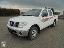 Nissan Navara XE 2.5 LTR dostawcza platforma używana