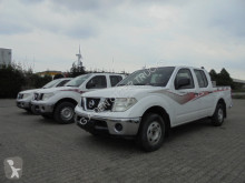 Nissan Navara SE 2.5 LTR utilitaire plateau occasion