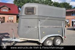 Aanhanger Böckmann Classic 2 Pferde tweedehands paardentrailer