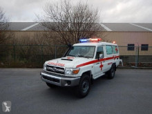 Ambulance Toyota Land Cruiser Ambulance, VDJ 78, 4.2L