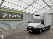 Used positive trailer body refrigerated van Iveco Daily 35C15