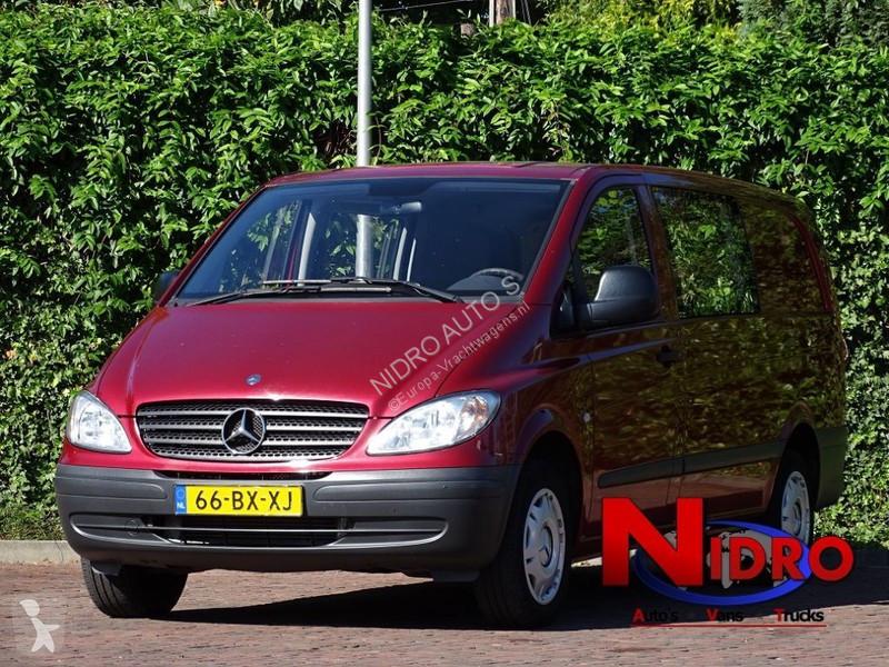 Voir les photos Véhicule utilitaire Mercedes ROLSTOELBUS VITO 109 CDI