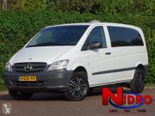 Veículo utilitário furgão comercial usado Mercedes Vito 113 CDi AUT LMV GLASLOOK 4x4 77.000 km!