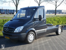 Mercedes Sprinter 315 paardenwagen! used large volume box van
