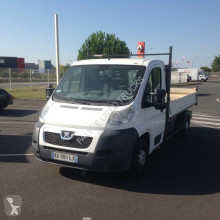 Peugeot Boxer 2.2 L HDI 120 utilitaire benne standard occasion