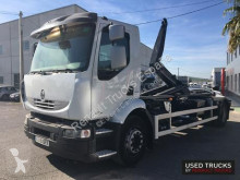 camion polybenne Renault