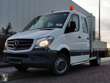 Used chassis cab Mercedes Sprinter 510 CDI pick up dc 3500 kg t
