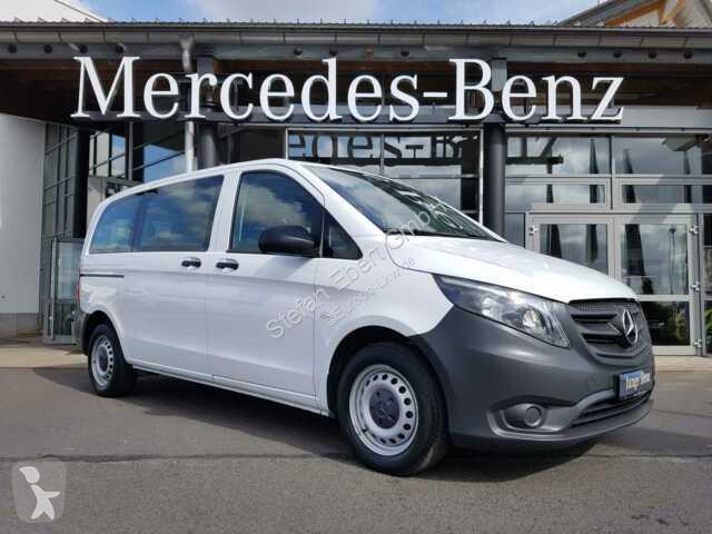 Voir les photos Véhicule utilitaire Mercedes Vito 111 CDI Tourer K 9 Sitze Klima Tempomat