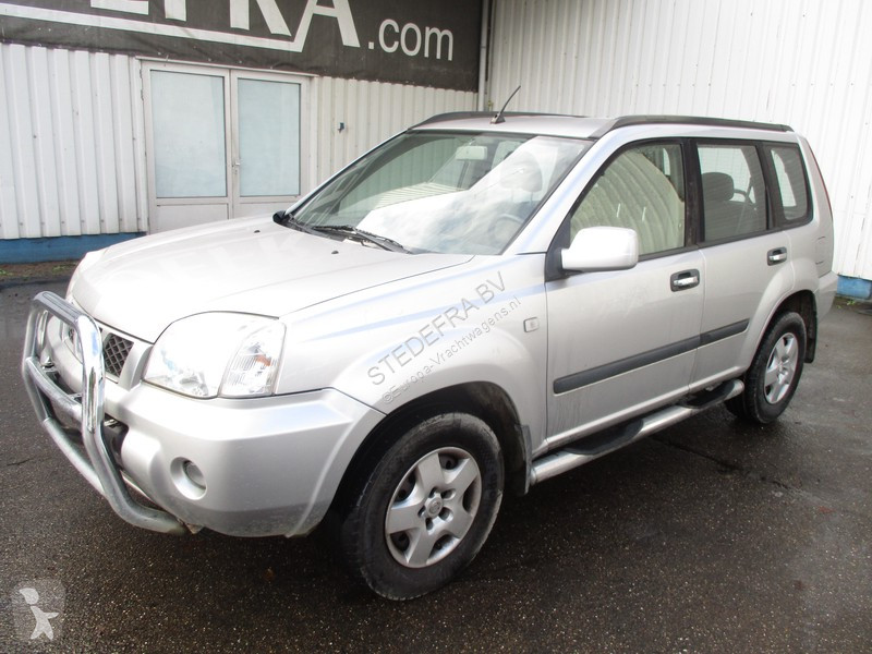 View images Nissan X-Trail 2.2 DCI , Airco , Turbo defect van
