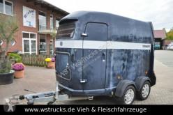 Remorca Westfalia Vollpoly 2 Pferde mit SK furgonetă transport cai second-hand