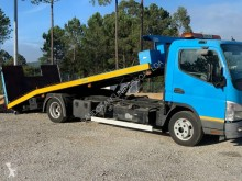 Mitsubishi Canter used light trailer